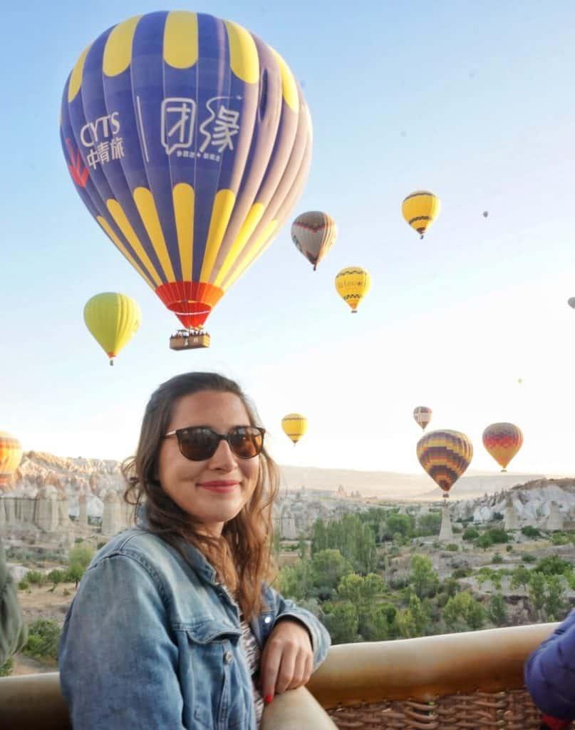 Cappadocia - Turkey - Hot Air Balloon Allison