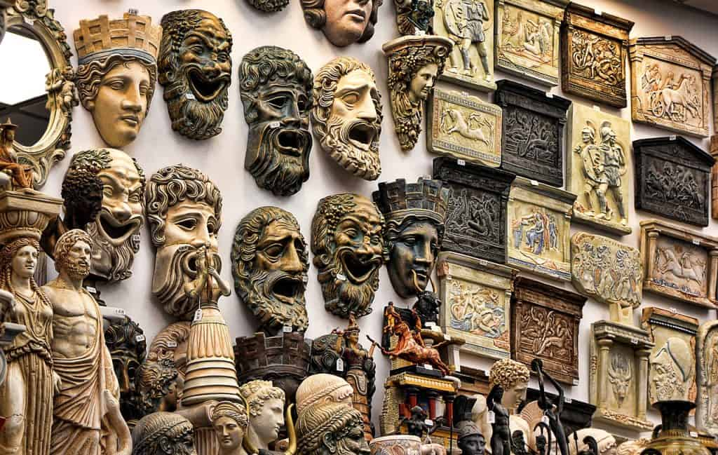 Greece - Souvenir Store