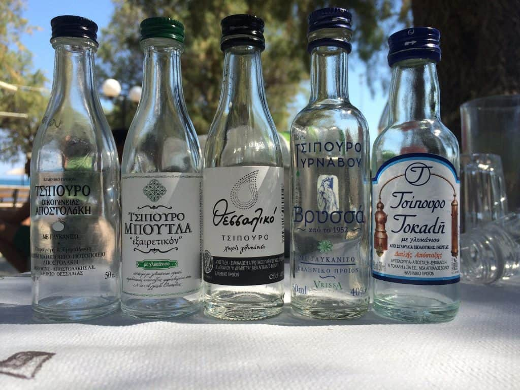 Greece - Ouzo - Greece Gifts
