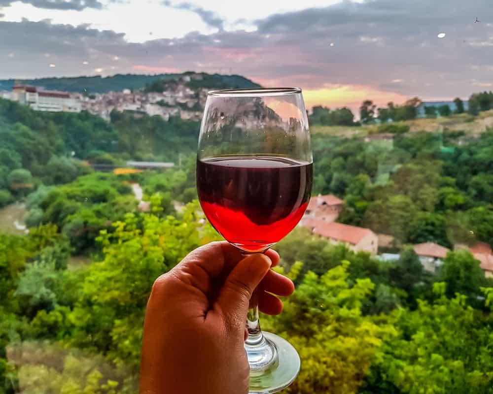 Bulgaria - Veliko Tarnovo - Bulgarian Wine