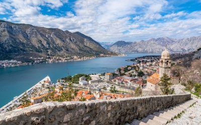 How to Smoothly Get from Dubrovnik to Kotor & Back By Bus