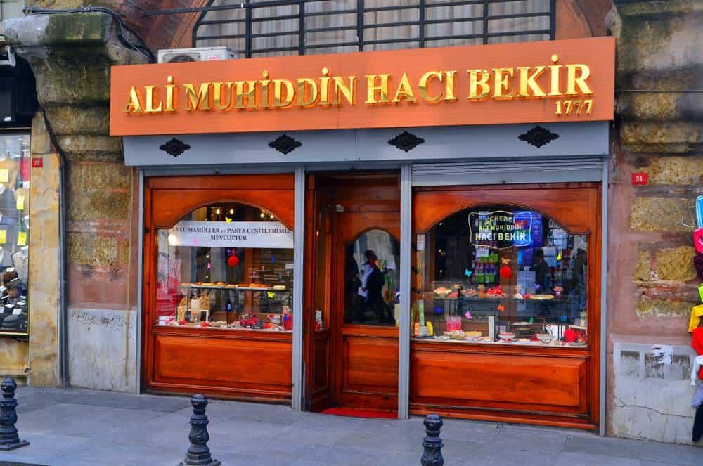 Ali Muhiddin Hacı Bekir Lokumları - home of Turkish Delights DSC_3492 Turkish Food Collab