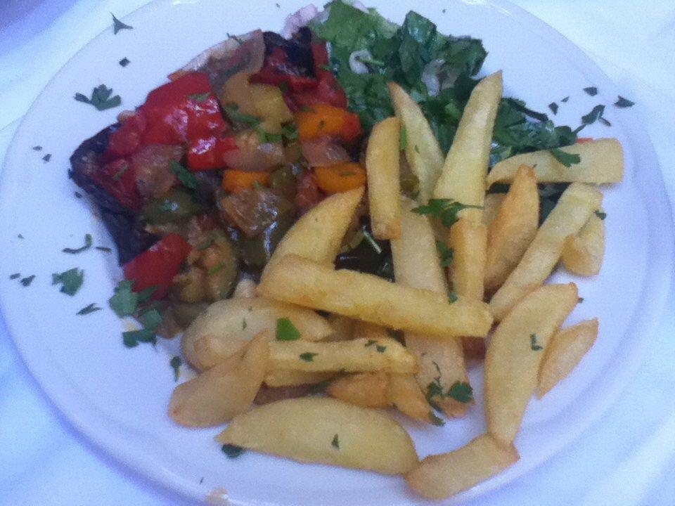 İmam bayıldı - Turkish Dishes Collab