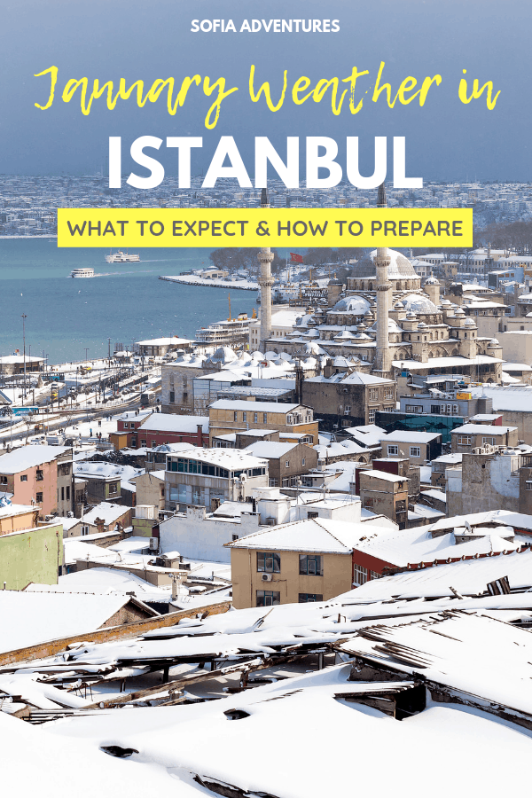 Istanbul Weather in January: What to Expect & Why We Love It!