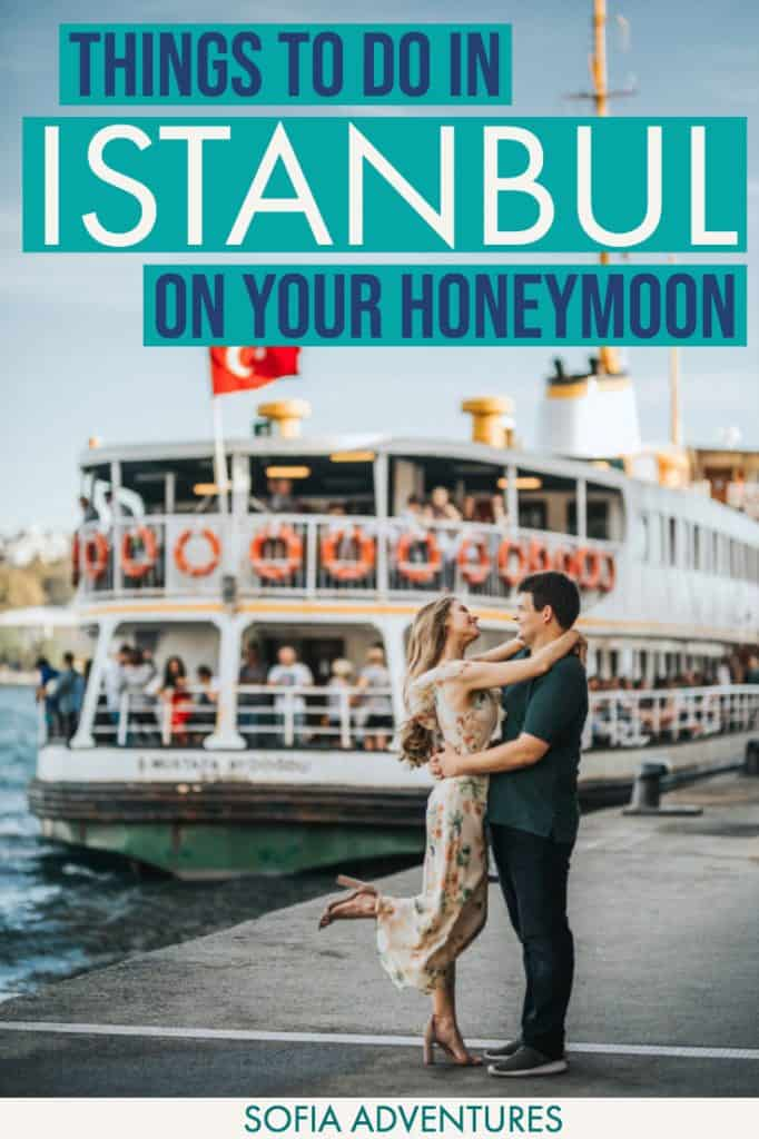 Planning your honeymoon in Turkey? Istanbul is an underrated honeymoon spot, and we're here with 5 simple steps to making your Istanbul honeymoon perfect and stress-free, full of the most romantic places in Istanbul. From private tours of Istanbul's attractions to luxury Bosphorus cruises to food tours, shopping experiences, and beyond, plus our top Istanbul honeymoon hotel recommendations, here is all you need to plan a perfect Istanbul honeymoon!