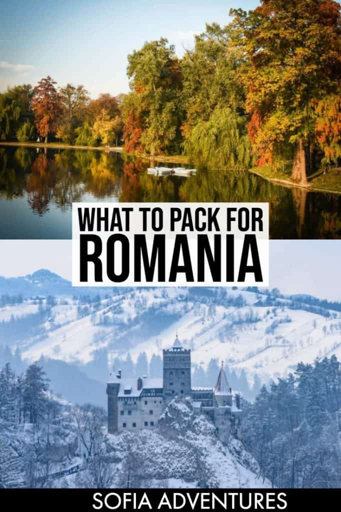 Essential Romania Packing List: What to Wear & Pack for Romania