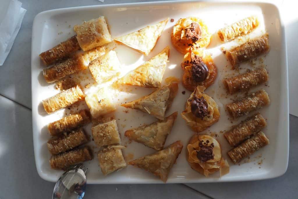 Turkish Food - Baklava