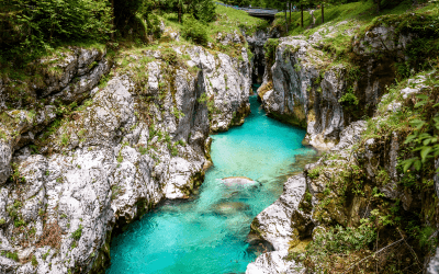 13 Gorgeous Slovenia Waterfalls to Add to Your Itinerary