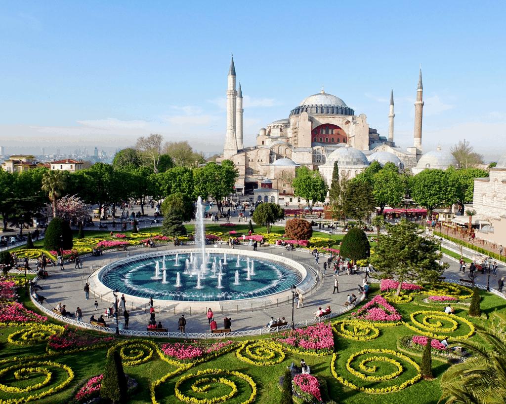 Turkey - Istanbul - Hagia Sophia - Canva