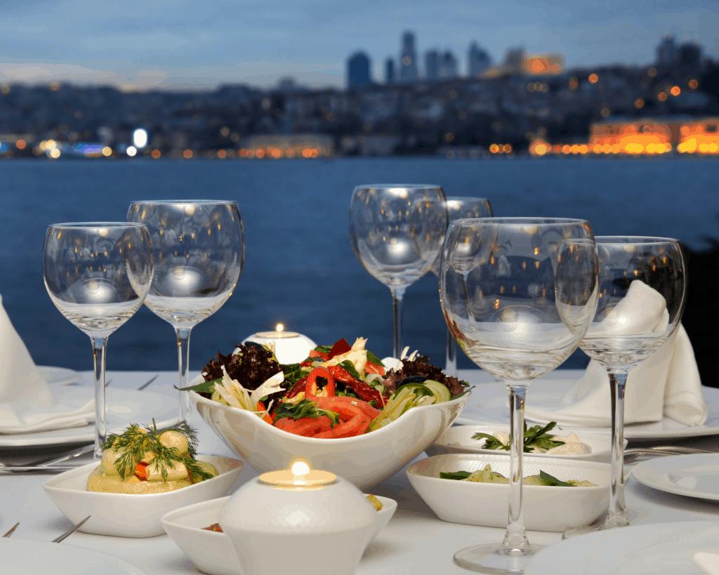 Turkey - Istanbul - Istanbul Bosphorus Dinner - Canva