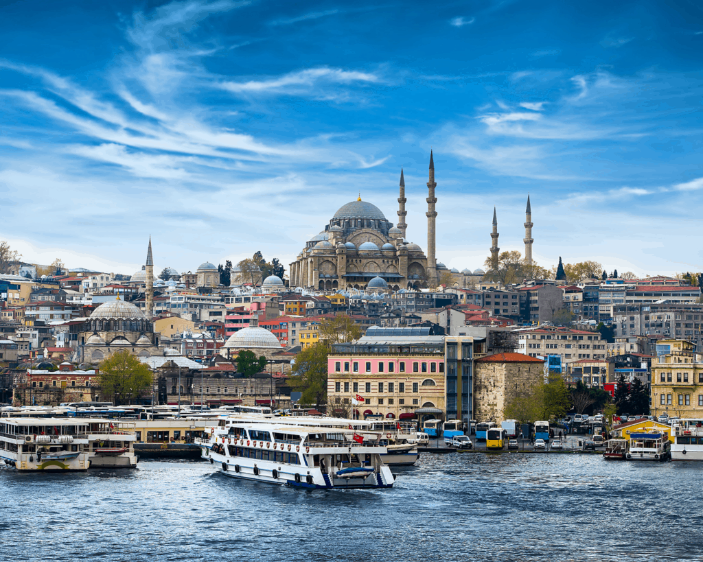 Istanbul & Surroundings Travel Adventures