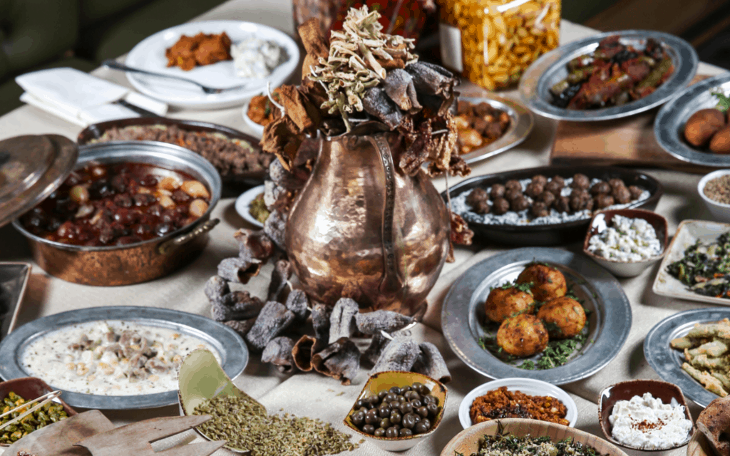 5 of the Best Turkish Dishes & Tantalizingly Delicious Turkish Food