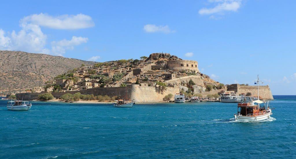 Greece - Crete - Spinalonga Island