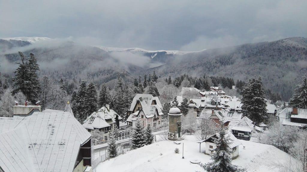Romania - Snow