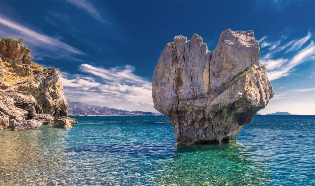 Greece - Crete - Prevelli Beach