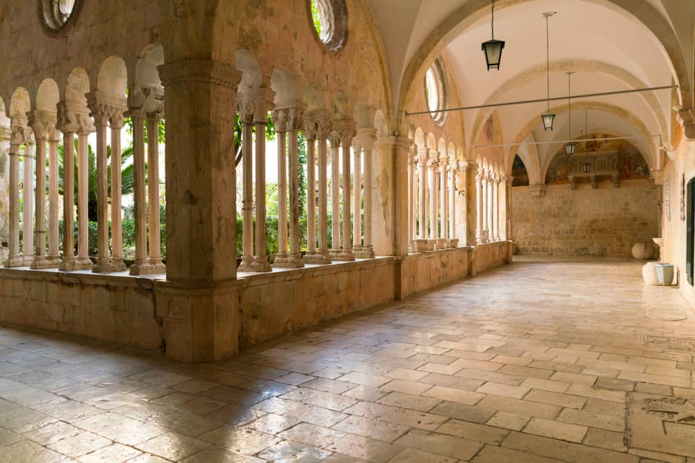 Dubrovnik - Croatia - Monastery