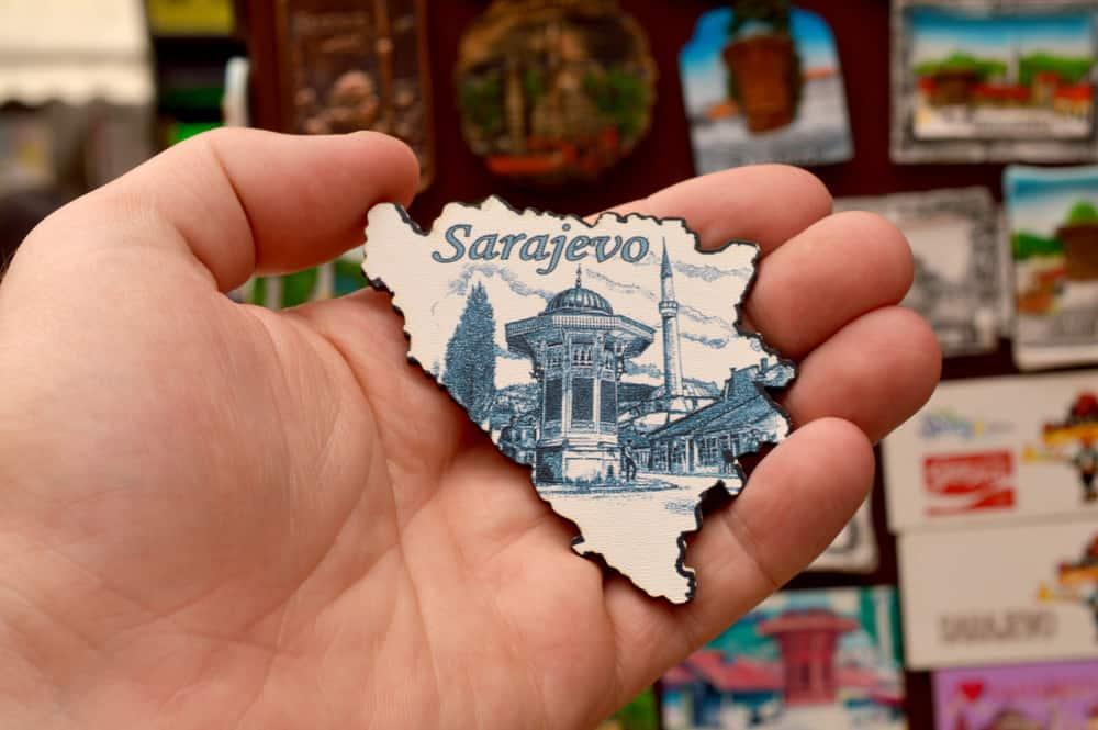 Mostar - Bosnia - Souvenirs