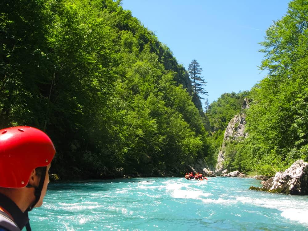 Durmitor - Montenegro - Tara River rafting