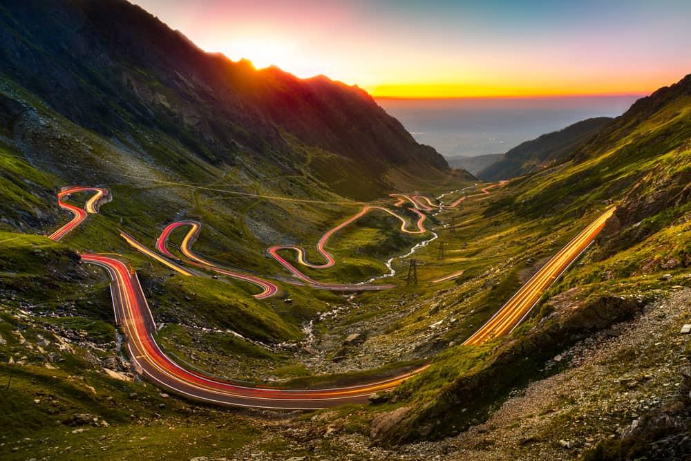 Romania - Transfagarasan pass - Shutterstock