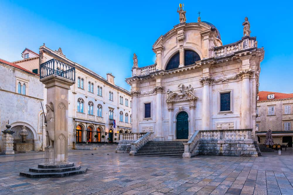The Best Hotels & Accommodations in Dubrovnik Old Town