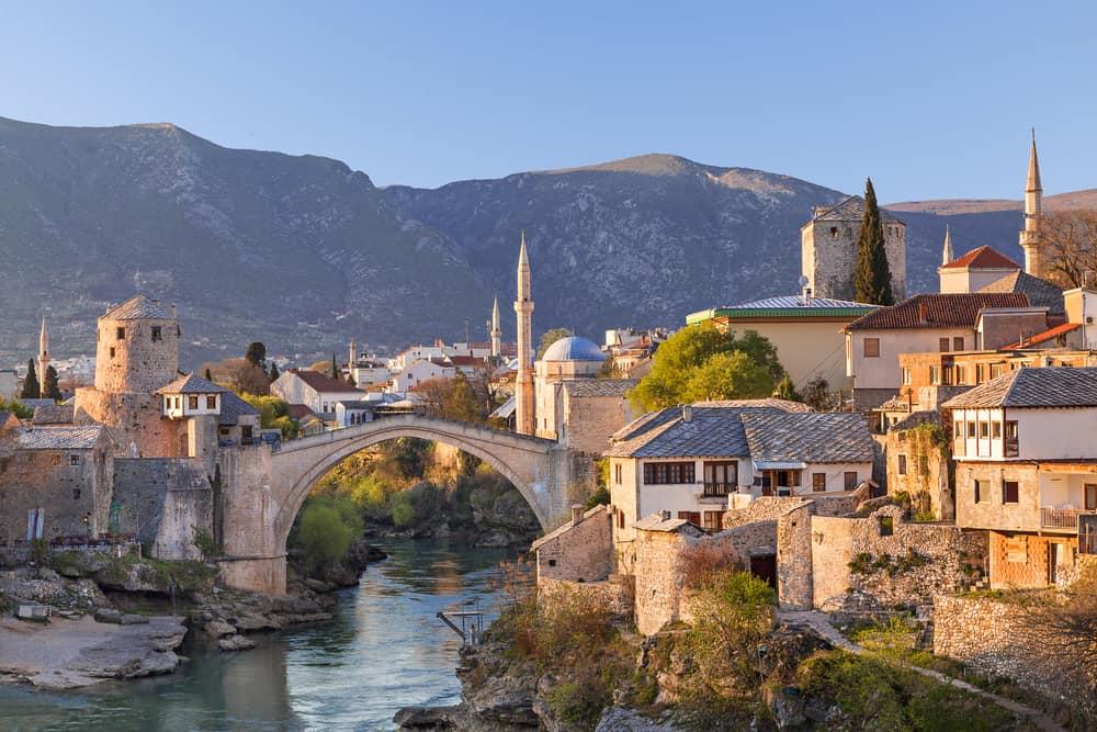 Mostar - Bosnia - Bridge