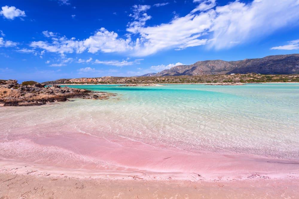 Greece - Crete - Elafonissi Beach