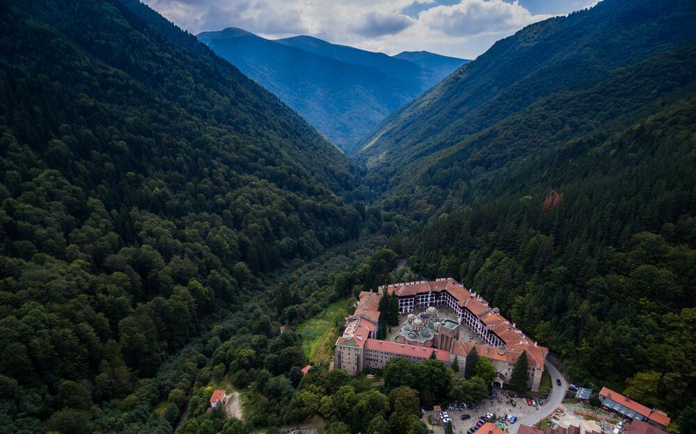 Bulgaria - Rila Monastery - Shutterstock