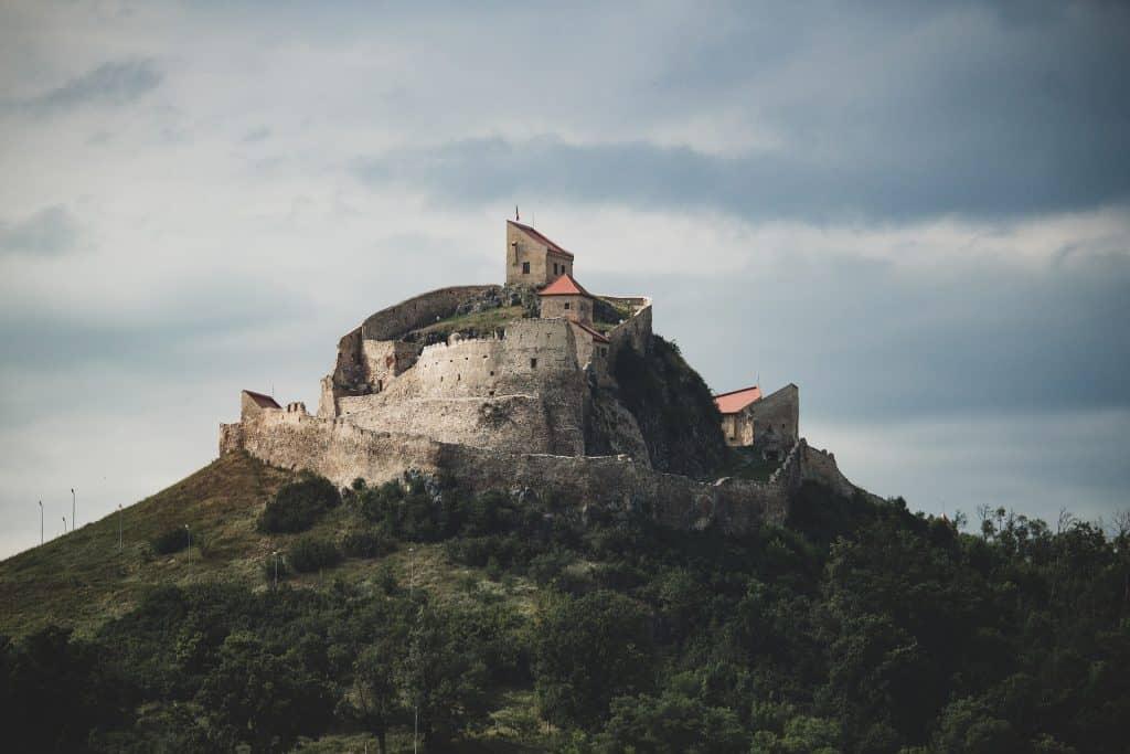 Romania - Transylvania - Raznov Fortress