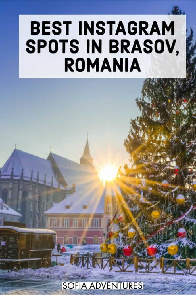 Want to know the best photography places in Brasov? This guide to Instagram in Brasov covers all the best places to visit in Brasov, Romania, from Poiana Brasov to Strada Sforii to cute restaurants and cafes and bars. All the photoshoot inspiration you need, perfect for summer, winter, fall, or spring!