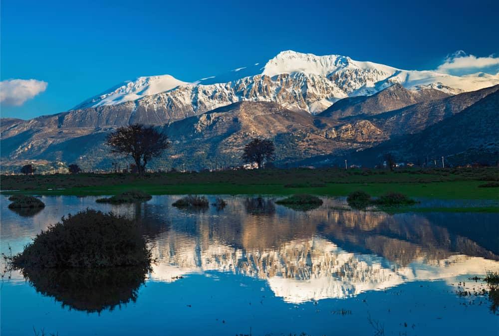 Greece - Crete - Lasithi Plateau and Dikti mountain