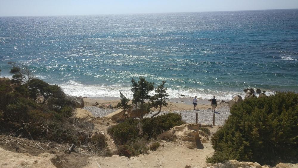 Greece - Rhodes - Winter Hiking