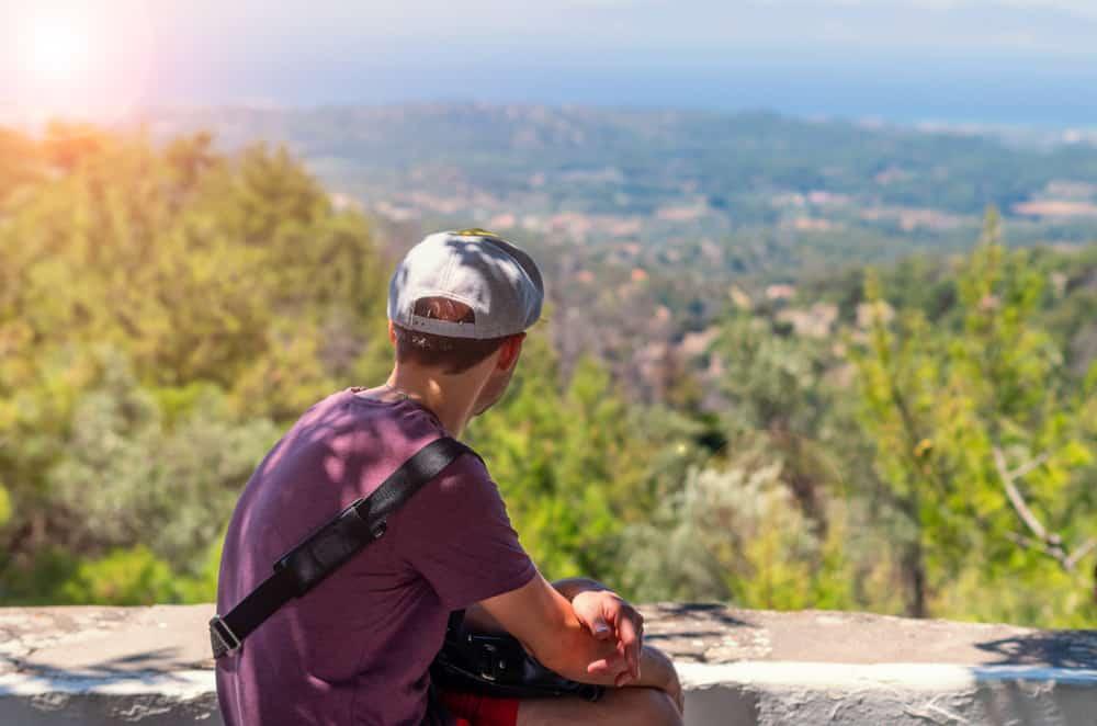 Greece - Rhodes - Man - What to Wear in Rhodes for Men