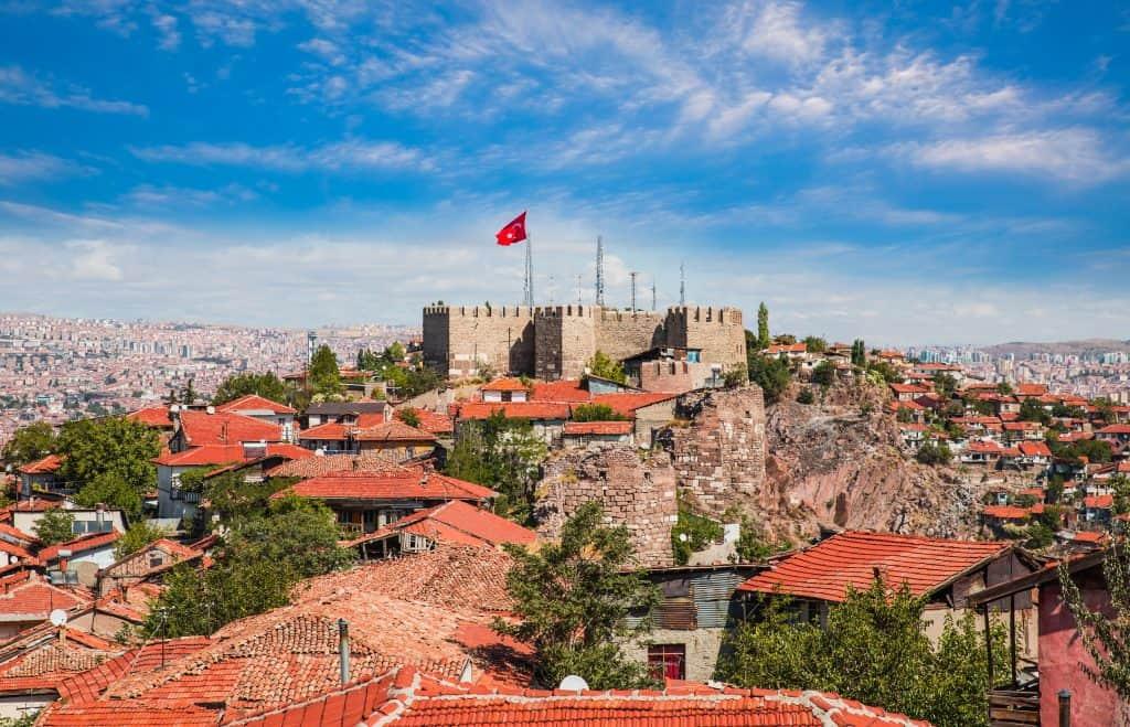 Turkey - Ankara - Shutterstock