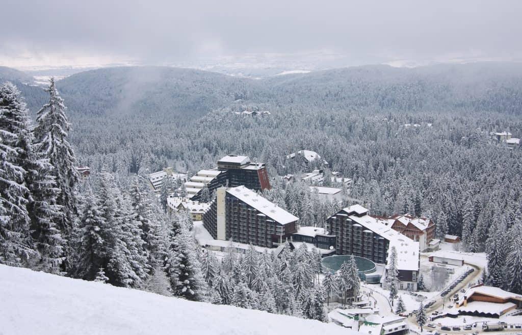 Bulgaria - Borovets - Resort