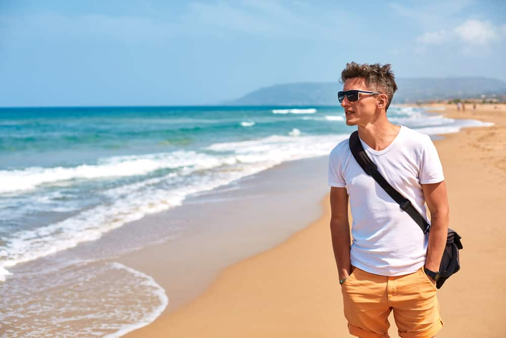 Greece - Crete - Man - What to Wear in Crete for Men