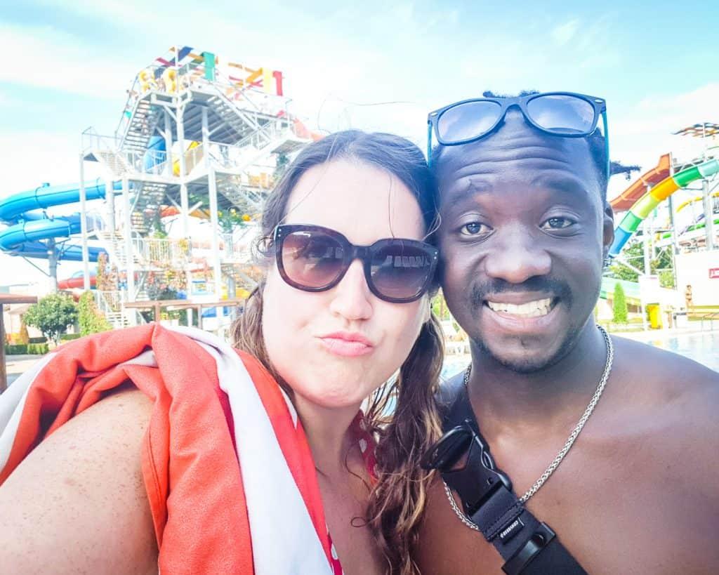 Bulgaria - Sunny Beach - Action Aquapark Stephanie and Valentine