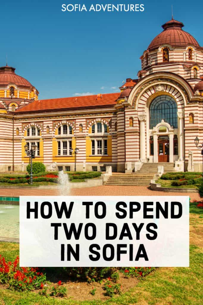 Planning to visit Sofia, Bulgaria? This Sofia itinerary covers the best things to do in Sofia in 2 days. From delicious traditional Bulgarian food at the best Sofia restaurants to hiking in Sofia's nature to Sofia nightlife & bars to the best Instagram and photography spots in Sofia, this itinerary for Sofia is your ultimate Sofia travel guide if you just have a weekend in Sofia. Here's your quick guide to planning a perfect Sofia city break.