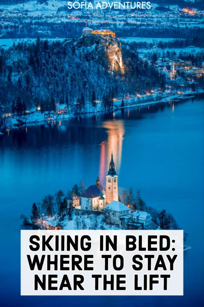 Want to visit Slovenia in winter? Lake Bled in winter is a fantastic place to visit in Slovenia any time of year, but few people know that you can ski in Bled! This post goes over the best ski resorts and hotels in Bled for skiers, winter activities in Bled — everything you need for a lovely Slovenia ski holiday. This Slovenia travel guide will give you all the Bled travel tips you need to pick the perfect place to stay in Bled in winter.