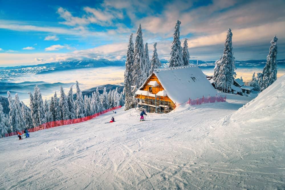 11 Delightful Ski Resorts in Poiana Brasov, Romania