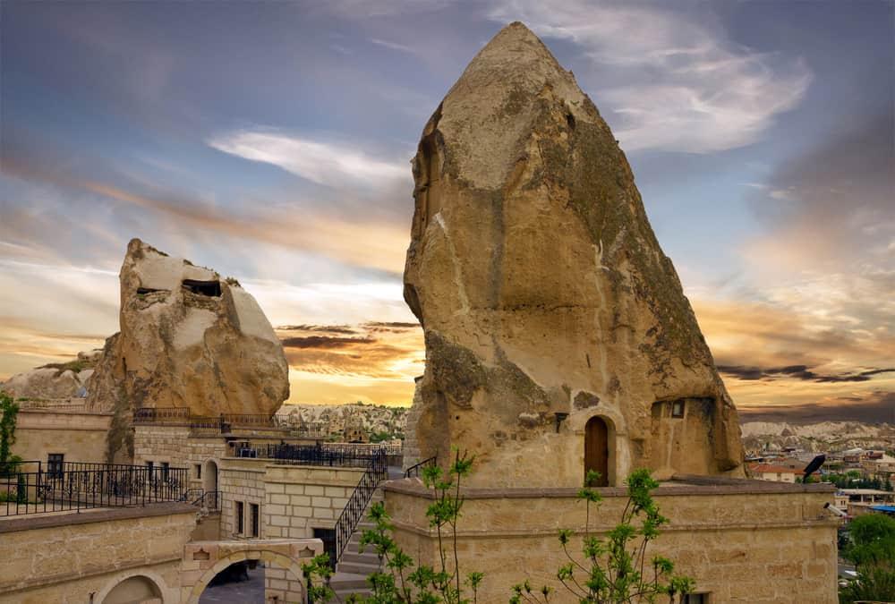 Cappadocia - Turkey- Cappadocia, Turkey - Goreme cave hotels