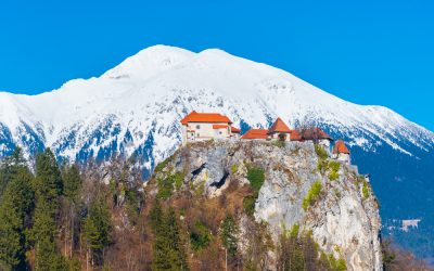Skiing in Bled: Where to Stay Near the Straža Lift