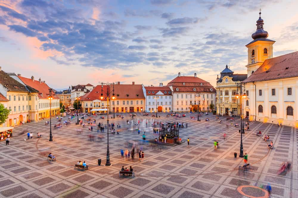 Where to Stay in Sibiu: Hotels & Accommodations We Love!