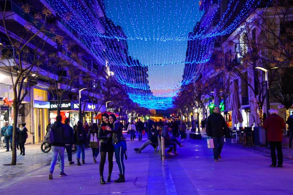 Greece - Thessaloniki - Thessaloniki Christmas Market - Photo provided by the Thessaloniki Tourism Organization