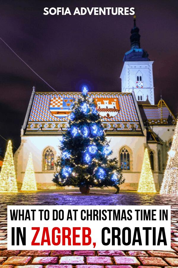 Zagreb Christmas Market and Zagreb Advent