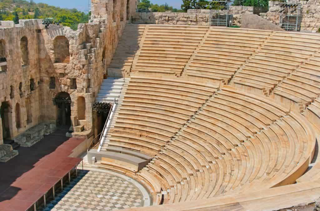 Odeon of Herodes Atticus