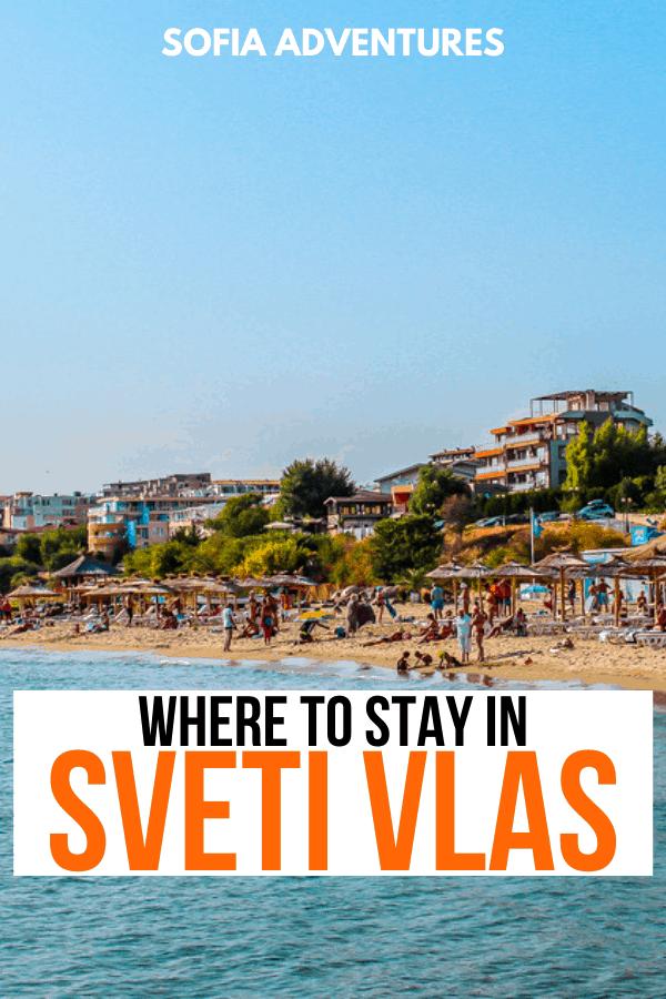 Where to Stay in Sveti Vlas the Best Sveti Vlas Hotels