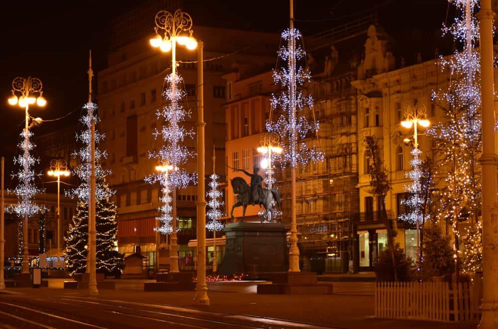 Croatia - Zagreb - Advent in Zagreb