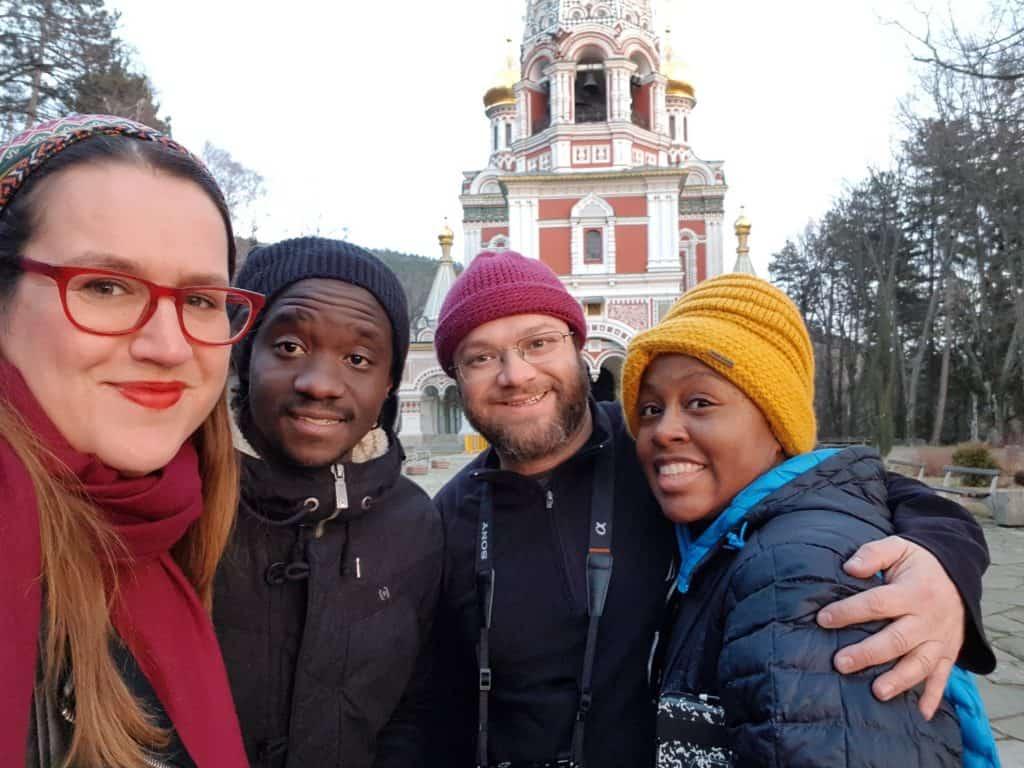 Bulgaria - Shipka Church - Winter - Stephanie Valentine