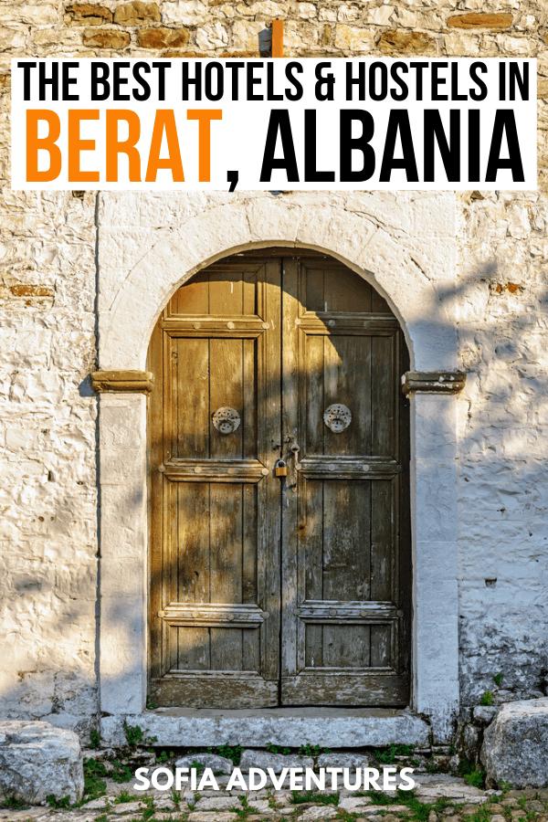 Berat Hotels and Hostels