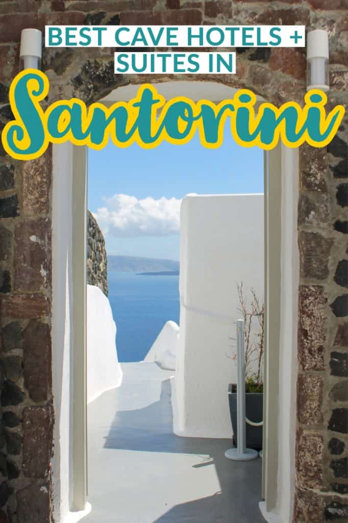 Wondering where to stay in Santorini? We've mapped out the best Santorini cave hotels for you to stay at, including the best Santorini towns with caldera views! Here are the top Santorini luxury hotels as well as Santorini on a budget hotels to help you find the perfect place to stay in Santorini!